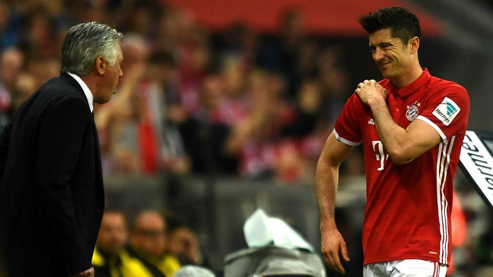 Dortmund accused of deliberately trying to injure Lewandowski by Bayern striker's agent