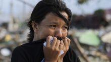 10 minutes of terror: A quake, a tsunami and a missing son