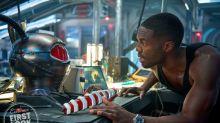 New pics from Aquaman unveil Black Manta