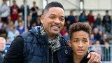 Video: Will and Jaden Smith's Fresh Prince Rap Kicks Off a Viral Weekend!