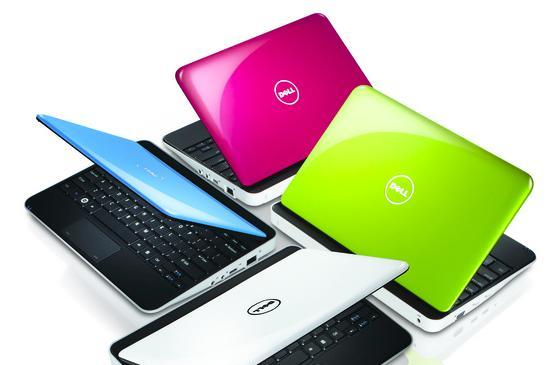New Dell Inspiron Mini 10 debuts, features Atom N450
