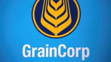 Australia's GrainCorp says it has received A$2.38 billion takeover approach