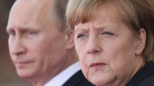 European officials expect Biden to pressure Merkel into killing her prized key gas pipeline project from Russia