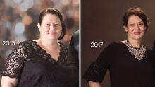 Cansada e com baixa autoestima, mulher perde 68 quilos com ajuda de nutricionista