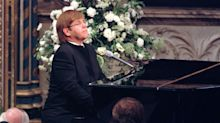 Elton John won't play 'Candle in the Wind' in front of Prince William and Harry