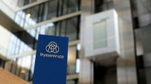 Cevian's Tischendorf to leave Thyssenkrupp supervisory board