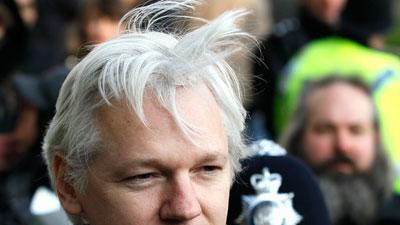 UK: Assange beyond our reach in Ecuador embassy