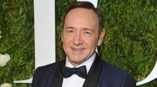Kevin Spacey apologises after being accused of sexual advance on 14-year-old actor