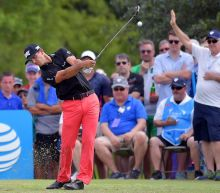 Horschel wins Byron Nelson after Day three-putts first playoff hole