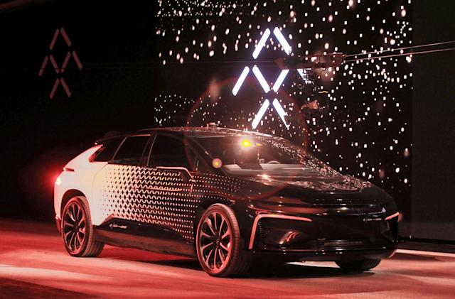 Faraday Future continues to struggle as three more executives depart