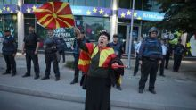 Macedonia 'playing with fire,' former peace envoy warns