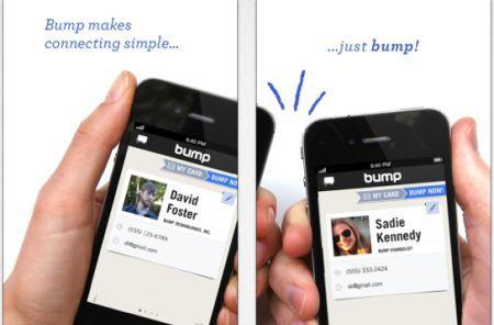 Bump removes ability to share iTunes tracks in latest update