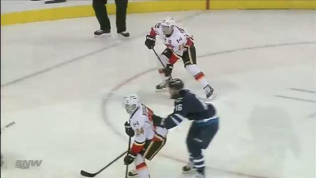 Mike Cammalleri tallies on the power play
