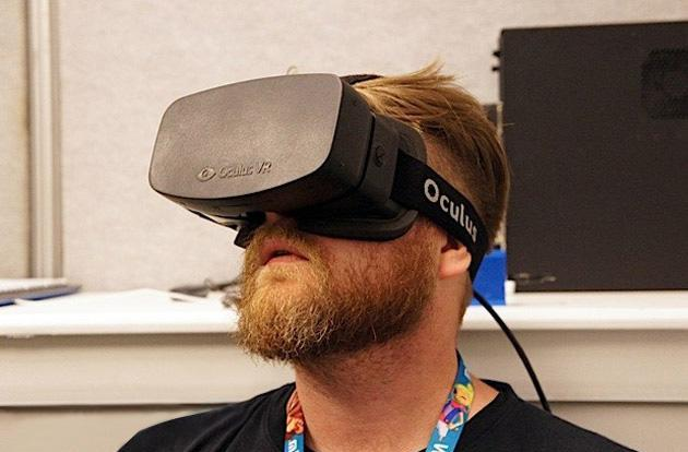This is the week virtual reality goes wide
