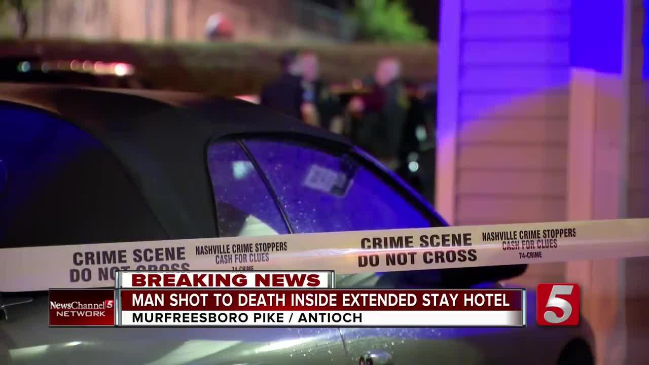 1 Dead In Shooting At Antioch Motel