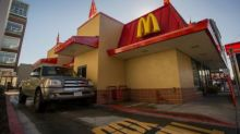 McDonald's acquires startup to customize digital drive-thru menus