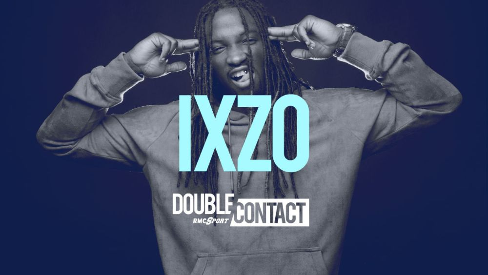 """Double Contact - Ixzo: """"Aurier se débrouille bien en rap"""""""
