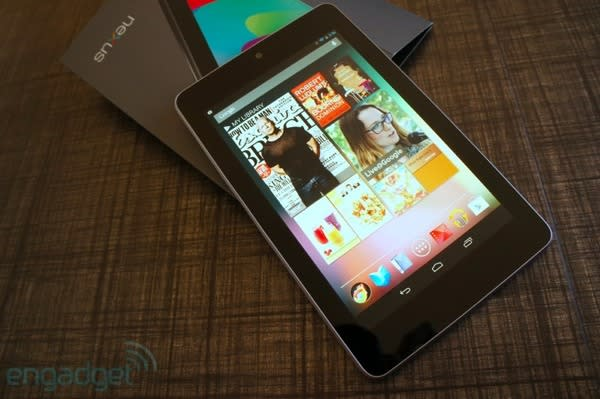 Nokia claims Nexus 7 treads on its WiFi patents, wants a little dough for that Jelly Bean (updated: Nokia statement)