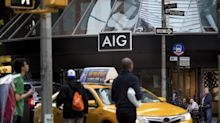 AIG Breaks Six-Quarter Losing Streak