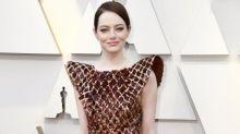Emma Stone's Oscars dress took Louis Vuitton 712 hours to make