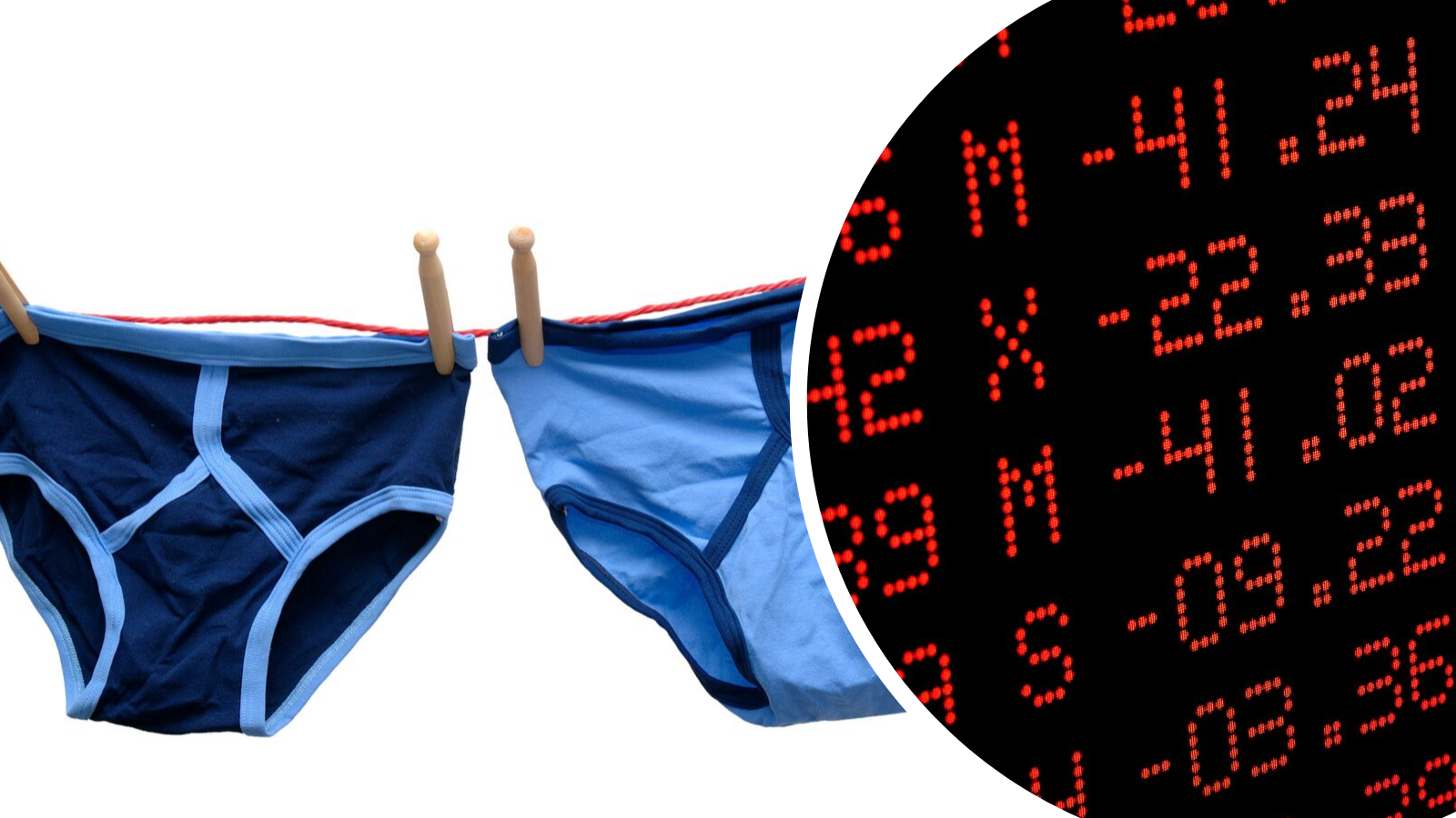 The 'Undies Index' and 3 other hidden indicators of a recession
