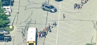 2 injured in shooting at Indiana middle school