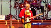Jimmy Buffett plays at new Northerly Island Pavillion