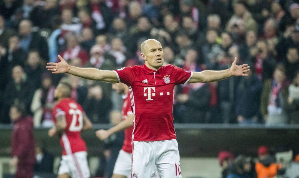"""Arjen Robben: China? """"Man denkt drüber nach"""""""