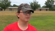 Student, 16, hailed a hero for thwarting attempted kidnapping at high school
