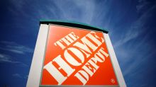 Home Depot same-store sales misses on wet weather, lumber prices