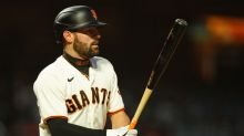 Giants activate Casali for Game 2
