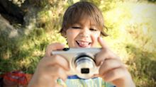 Kameras für Kinder: Wie Knirpse knipsen