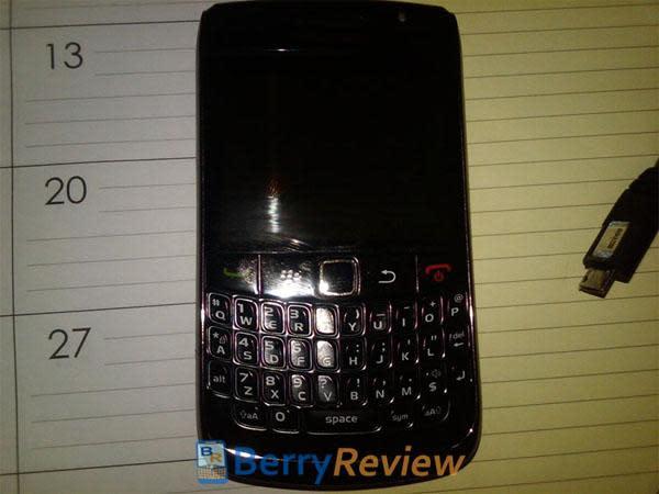 BlackBerry Curve 8910 in the wild?