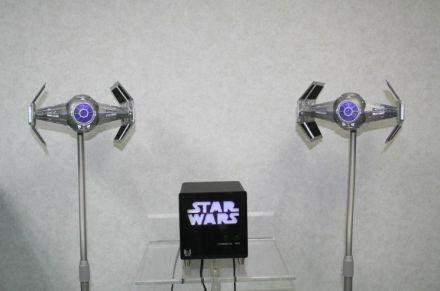 Nikko to pair R2D2 projector with Tie Fighter speakers