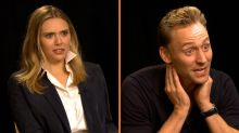 Watch Tom Hiddleston and Elizabeth Olsen Attempt to Tell Fake Country Song Titles from Real Ones