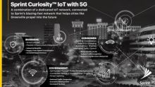 Sprint Announces Greenville, S.C. as World's First Smart City with Curiosity™ IoT Powered by 5G