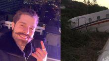 """Alok lembra acidente de avião: """"Tivemos uma segunda chance"""""""