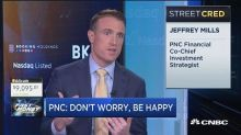 Get ready 'cause the market's heading higher: PNC Financi...