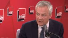 """La transition écologique """"doit être l'horizon de notre économie"""", déclare Bruno Le Maire"""