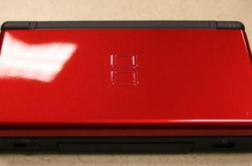 Get your DS Lite fix without the brain training