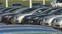 May auto sales soar