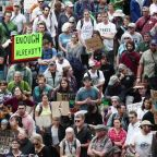 Thunberg headlines NYC event in global climate strike