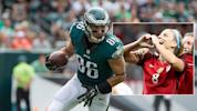 All they do is win: Ertz family a real power couple