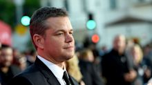 Matt Damon apologises for sexual harassment comments