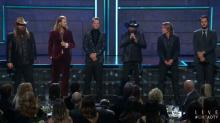 'CMT Artists of the Year' honors victims and survivors of recent tragedies