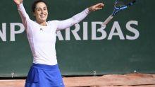Roland-Garros (F) - Martina Trevisan, qualifiée pour les quarts à Roland-Garros: «Je n'ai plus peur»