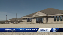 Christian school finds new home in former gentlemen's club: 'A story that only God could write'