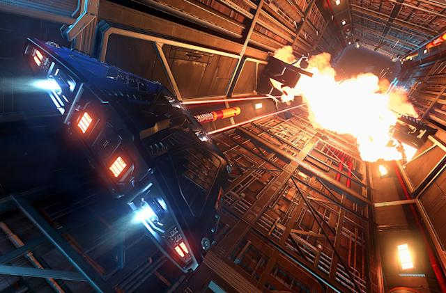 'Elite Dangerous' offers space combat in a separate game