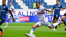 Quagliarella on target as Sampdoria down Atalanta in Bergamo