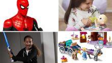 Frozen, Homem-Aranha, Barbie e mais brinquedos com até 40% off